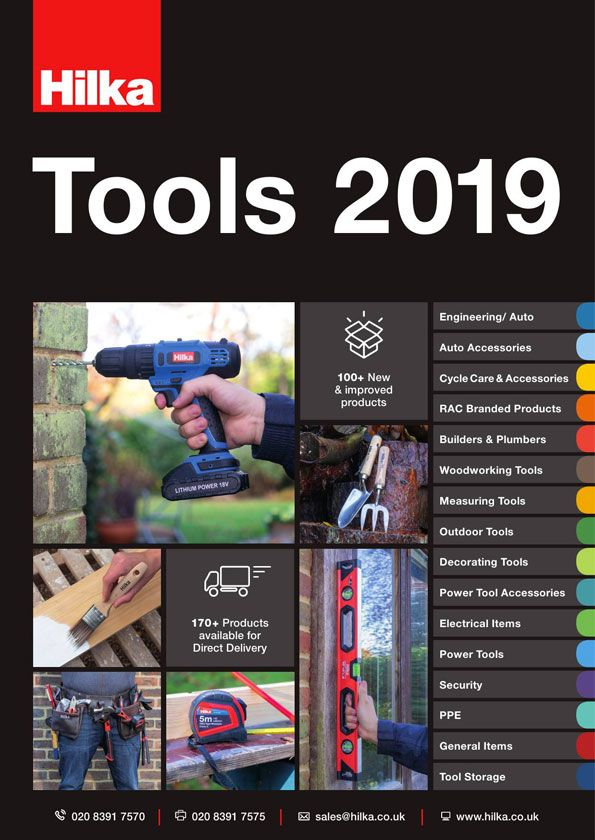 2019 Hilka Catalogue